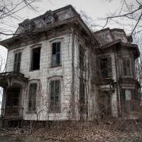 Haunted Horror House