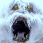 The Monstrous Abominable Snowman Yeti