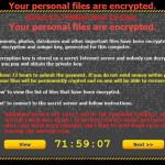 Rowdy Ransomware Roust