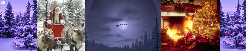 Does santa claus live at the geographic or magnetic north pole the bewitching blog of christmas sciox Image collections