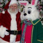 What Did Santa Claus Do On Easter?