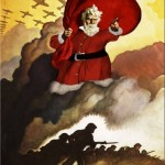 Will Santa Claus Fight In Armageddon?