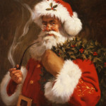 What Does Santa Claus Do On Friday The 13th?