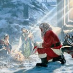 Did Santa Claus Ever Meet Jesus Christ?