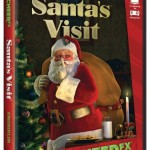 Virtual Projection Digital Christmas Decor