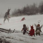 Krampus Attacks The Anti-Claus