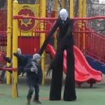 Slenderman Abducts Kids
