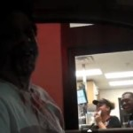 Zombie Scares Drive Thru Workers