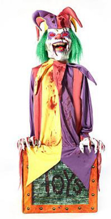 Chester The Clown Jester From Hell