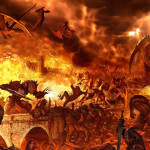 The Chaos Of Unholy War Reigns Supreme In Hell!