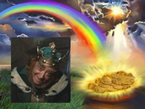 Leprechaun King