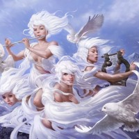 Wind Nymphs