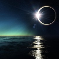Supernatural Solar Eclipse