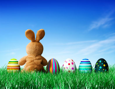 Enchanted Easter Bunny Egg Alert | Paranormal Activity Forecast