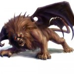 New Moon Manticore Warning