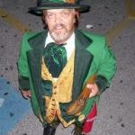 Saint Paddy's Day Leprechaun Alert