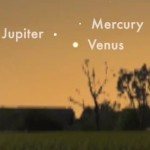 Celestial Conjunction Jupiter Triangle Warning