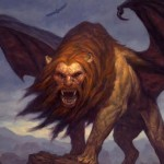 New Years New Supermoon Manticore Warning