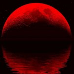 Blood Moon Eclipse Warning