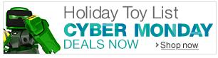 Cyber Monday Toy Deals!