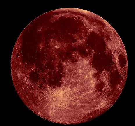 Strawberry Moon Fairy Alert & Werewolf Warning