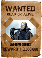 Jason-Voorhees-Most-Wanted