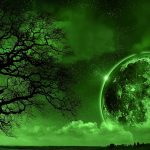 The Shamrock Storm Moon Werewolf Warning!