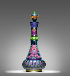 Any Biological Being Who Finds A Lamp And Rubs It Or Finds A Bottle And  Opens The Cork Will Become The Master Of The Genie Who ...